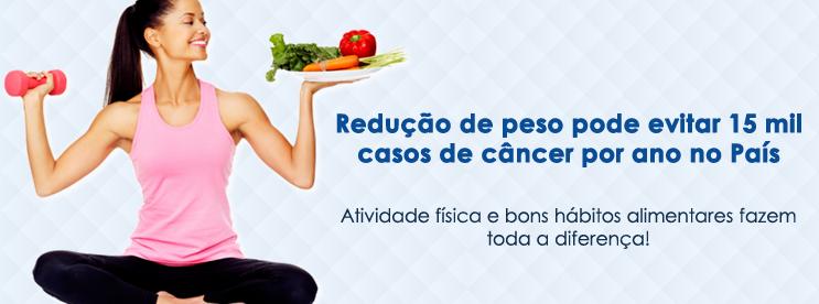 Redução de peso pode evitar 15 mil casos de câncer por ano no País